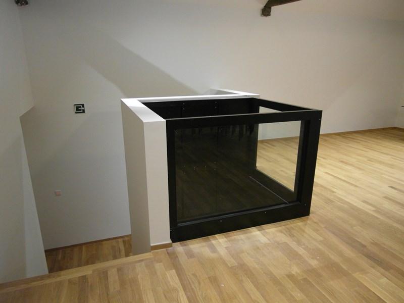 Lift In Huis : Huisliften met een knap design zzed lift solutions
